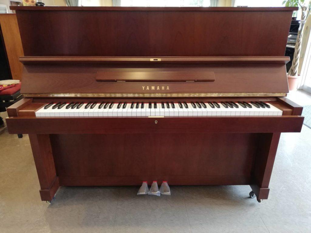 木目ピアノ、またまた入荷しました!